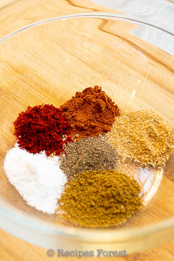 spices for chicken breast